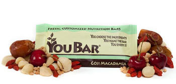 YouBar - Great date with chocolate handmade nutrition bars